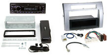 Toyota Corolla Verso 04-09 1-DIN radio de Voiture Bluetooth IPHONE ANDROID cache