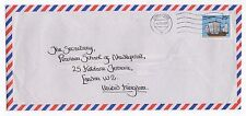 1984 SINGAPORE Air Mail Cover PASIR PANJANG To LONDON United World College SG372