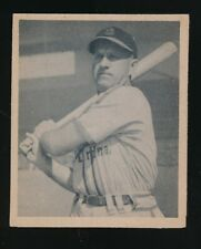 1948 BOWMAN ENOS SLAUGHTER  EXMT  CARDINALS  #17  TRIMMED, ROOKIE CARD