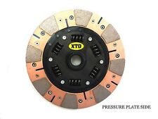 XTD DUAL MULTI FRICTION STAGE 3 CLUTCH DISC CORRADO GOLF JETTA PASSAT 2.8L VR6