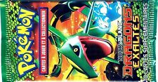 ① 1 BOOSTER CARTES POKEMON Neuf - DRAGONS EXALTES - RAYQUAZA (FR)