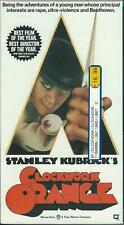 A Clockwork Orange (Vhs, 2000, Kubrick Collection) Widescreen