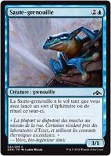 MTG Magic GRN - (x4) Leapfrog/Saute-grenouille, French/VF