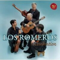 "LOS ROMEROS ""CELEBRATION"" CD 17 TITEL NEU"