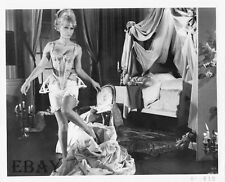 Caroilinbe Cherie busty leggy corset VINTAGE Photo French Movie 1967