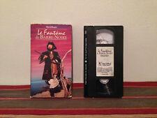 Blackbeards Ghost / Le fantome de barbe-noire   VHS  Tape & sleeve FRENCH disney