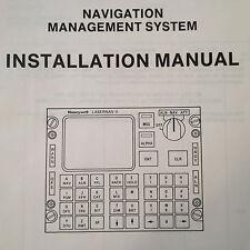 Honeywell YG1761 Laser Nav II Nav Management System Install Manual