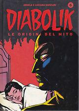 fumetto DIABOLIK le origini del mito numero 6
