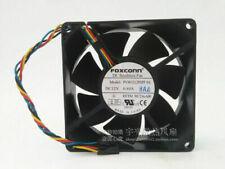 1PCS FOXCONN PV903212PSPF 0A 9032 90*90*32mm 12V 0.6A 83CFM PWM axial fan 4pin