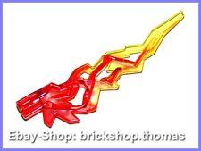 Lego llama rayo de Fuego - 8 cm-Lightning Flame Weapon - 11302pb01-nuevo/new