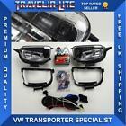 T4 Transporter Long Nose (1996-2003) Complete Fog Light Kit **brand New**