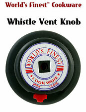 WHISTLE KNOB for World's Finest™ Cookware Set #KT17ULTRA - Pan Parts Knob