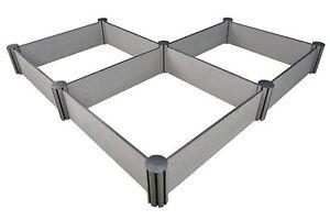 Modular Garden Bed - Triple