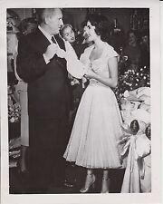 """""""Ein Geschenk des Himmels"""" (Pressefoto '52) - Elizabeth Taylor / Spencer Tracy"""