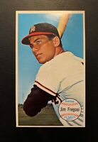 1964 Topps Giant #18 Jim Fregosi EX/NM  Los Angeles Angels; + Centering/Glossy