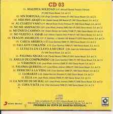 ultra rare CD 80's PAQUITA LA DEL BARRIO maldita soledad NO ME AMENACES lloraras