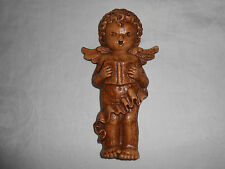 Multi products vintage wood Angel wall plaque