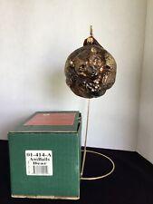 """Ani Balls -Bears 4.5"" Slavic Treasures 01-414-A Hand Blown Ornament- Nib"