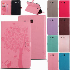 """For Samsung Galaxy Tab A A6 7"""" 8"""" 10.1"""" T580 T280 T350 Wallet Leather Case Cover"""