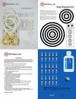1978 Brunswick Alive Pinball Machine Tune-up Kit - Includes Rubber Ring Kit