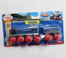 Thomas & Friends Fisher Price Wooden Railway Frieda Engine with Tender