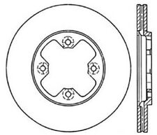 Disc Brake Rotor-Sport Drilled/Slotted Disc Front Left fits 1979 Nissan 280ZX