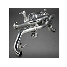 Capristo Audi R8 Pre-Facelift V8 X-Pipe Exhaust System with Remote