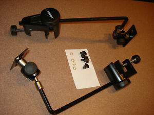 BOSE vintage clamp  mounting arms rare near mint