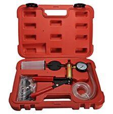 Manuale Freno Frizione Spurgo Tester Kit Set Pompa a Vuoto Auto Moto Strumenti