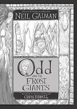 Odd and the Frost Giants by Gaiman, Neil -Hcover