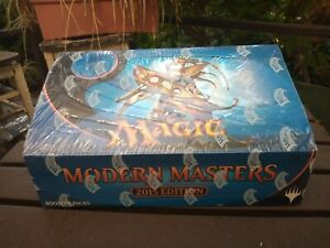 MTG English Sealed Modern Masters 2015 booster box WTF