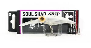 Jackall Soul Shad 68 SP Suspend Minnow Lure Secret Shirauo (2810)