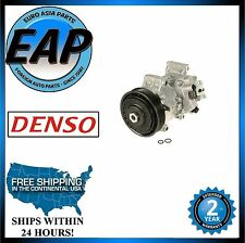 For 2010-2011 Toyota Corolla Matrix 1.8L DENSO A/C Compressor NEW