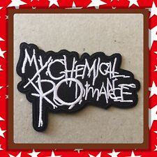 🇨🇦 My Chemical Romance Embroidered Patch  Sew On/stick On Clothing/new 🇨🇦