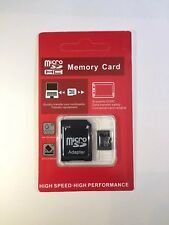 32gb micro sd card With Adapter..FAST !class 10 super 90mbs at economy pricing