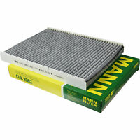 Original MANN-FILTER Aktivkohlefilter Pollenfilter Innenraumfilter CUK 2862