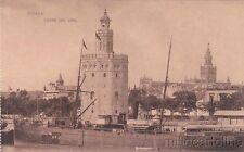 * SPAIN - Sevilla - Torre del Oro (1)