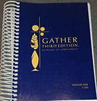 GATHER 3rd Edition Keyboard Accompaniment Vol.ONE/1