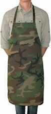 Camouflage Bib Apron Adult, Brand New, Camo Apron