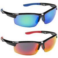 Eyelevel Mens Trail Sunglasses - UV400 UVA UVB Protection Anti Glare Lens