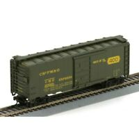 Athearn HO Scale 40 Foot Express CStPM&O (CMO) Box Car No. 20040 New