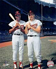 Frank Robinson & Brooks Robinson Baltimore Orioles 8x10 Photo