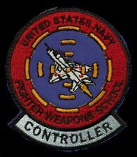USN Fighter Weapons School Controller Patch T-2