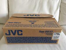 JVC hr-s5960 S-VHS et high-end video recorder Incl. SCATOLA ORIGINALE, 2 ANNI GARANZIA