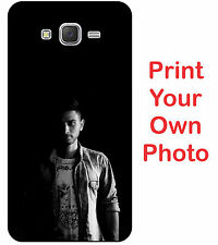 For Samsung Galaxy On5 Pro Hard Matte Back Cover Print Your Own Custom Case