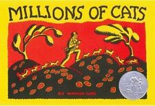 Millions of Cats (Gift Edition) (Picture Puffin Books) Gag, Wanda Paperback