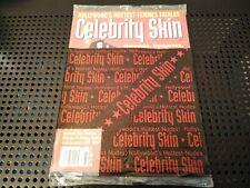Celebrity Skin Magazine #65. SEALED UNOPENED. MINT
