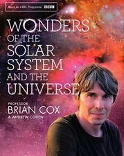 Wonders of the Solar System By Professor Brian Cox,Andrew Cohen