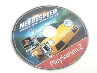 Need for Speed Hot Pursuit 2 (Sony Playstation, PS2) Disc Only Tested Free Ship!