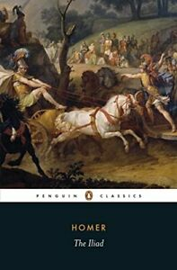 Penguin Classics Homer The Iliad by Homer Paperback Book The Cheap Fast Free